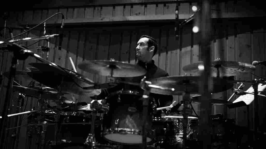 Antonio Sanchez is well known to jazz fans, but the drummer and bandleader got a boost when director Alejandro González Iñárritu chose him to compose a percussion-only score for the film Birdman.
