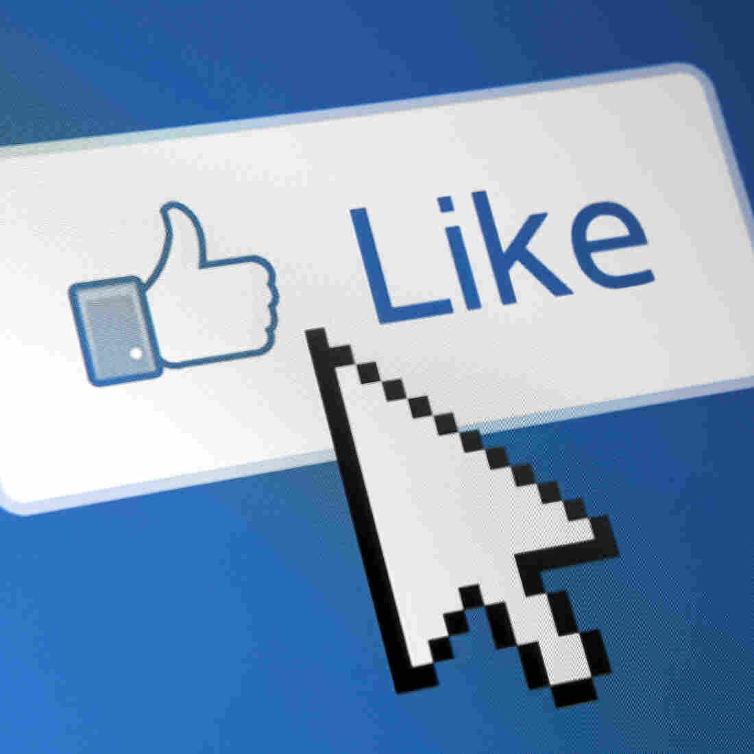 """By clicking """"Like"""" and commenting on Facebook posts, users signal the social network's algorithm that they care about something. That in turn helps influence what they see later. Algorithms like that happen all over the web — and the programs can reflect human biases."""