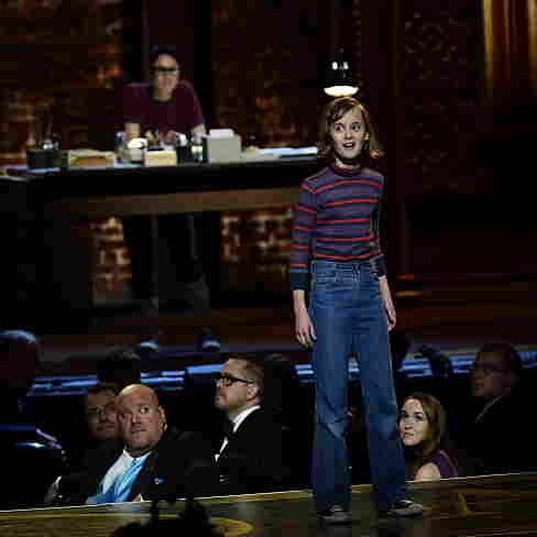WATCH: 11-Year-Old Sydney Lucas Destroys At The Tony Awards