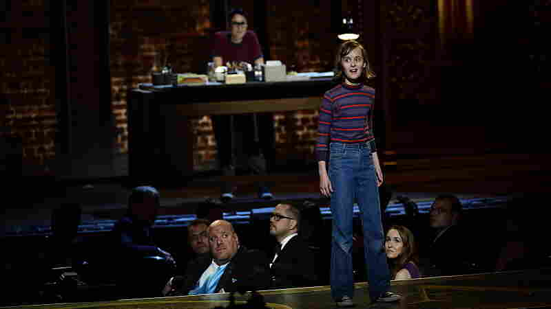 """Sydney Lucas performs """"Ring Of Keys"""" from Fun Home on the Tony Awards broadcast Sunday night."""