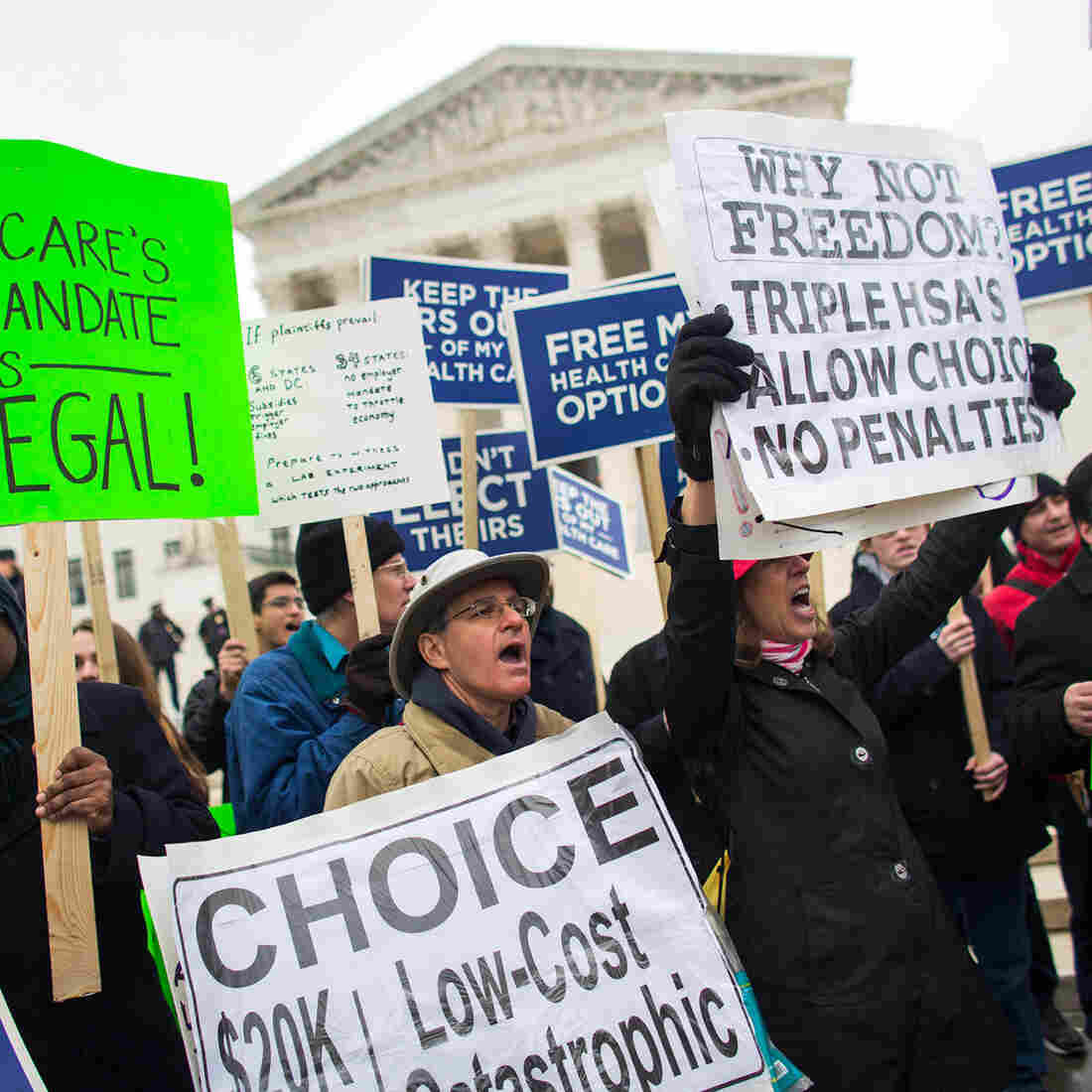 5 Questions Answered On The Legal Challenge To Obamacare Subsidies