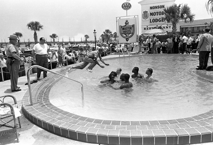 The Ugly Enduring History Of Swimming Pool Segregation Allday
