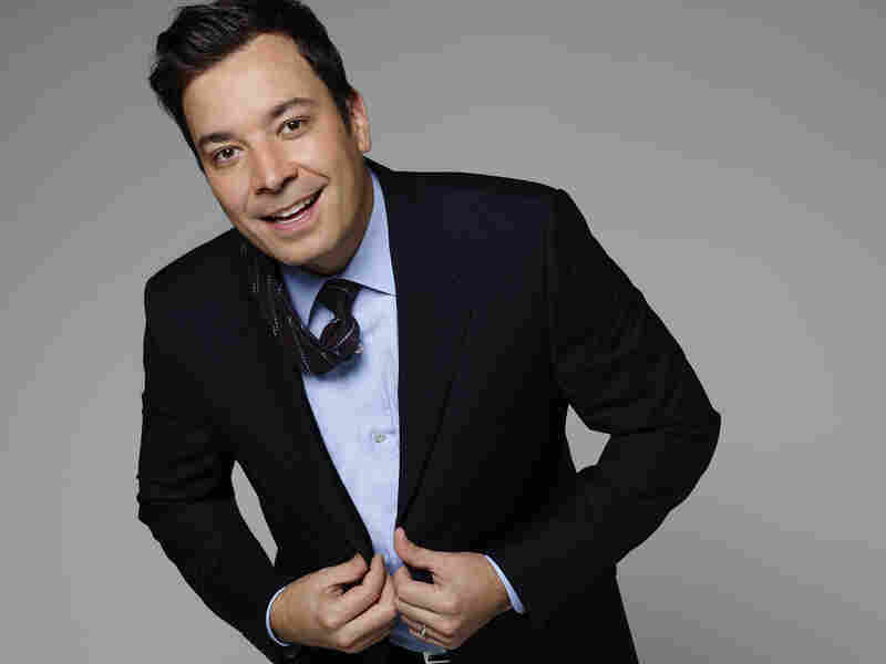 Tonight Show host Jimmy Fallon lives in New York with his wife, Nancy, and their daughters, Winnie and Franny.