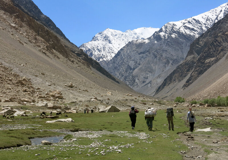 for afghan women mountaineers uphill battles begin before the climb