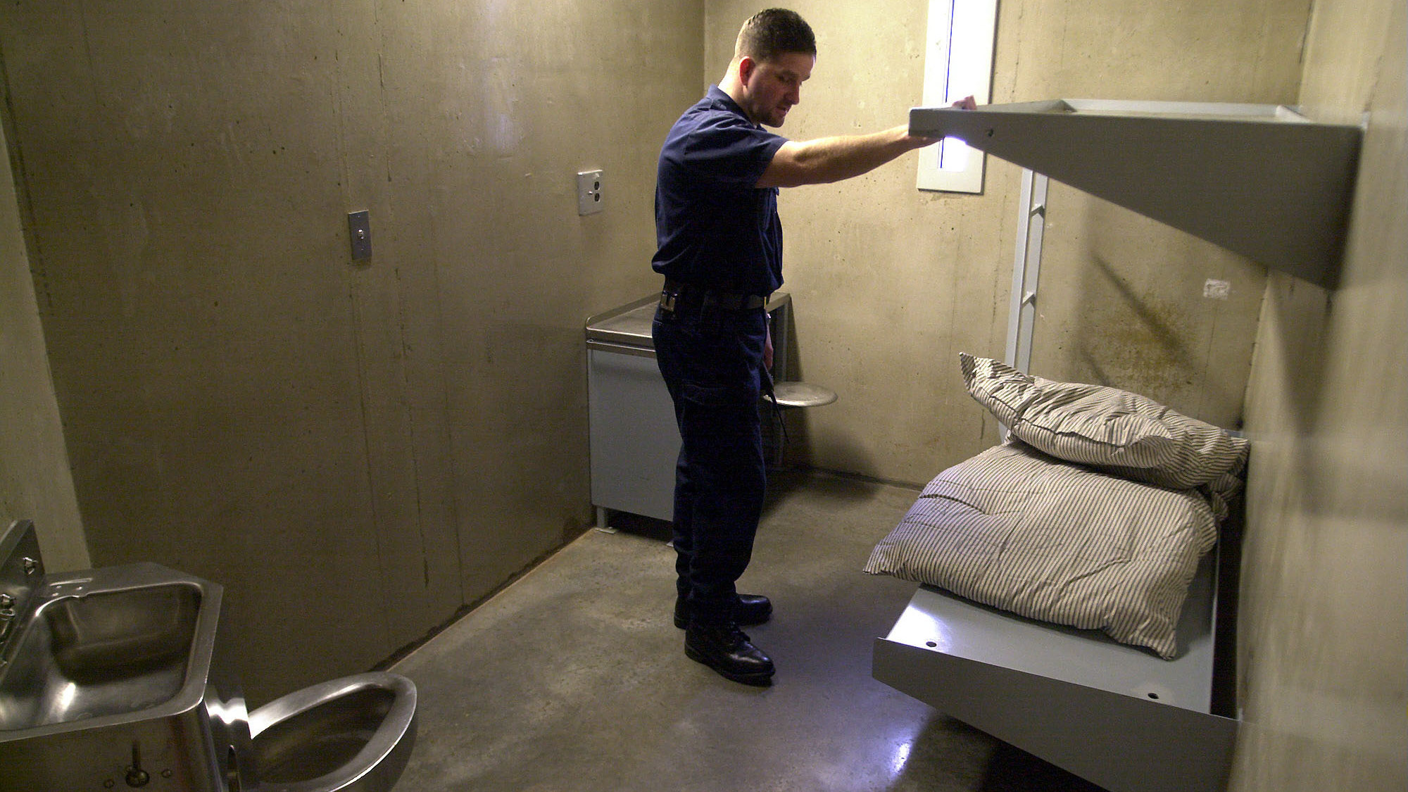 Advocates Push To Bring Solitary Confinement Out Of The Shadows