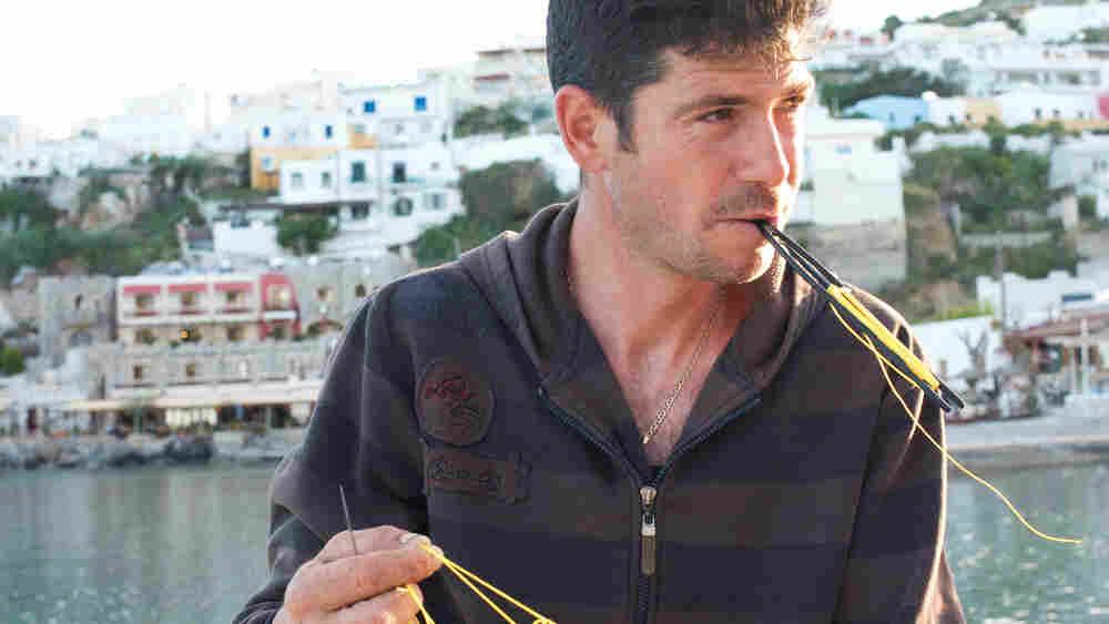 As Fish Stocks Dwindle, So Do The Livelihoods Of Greek Fishermen