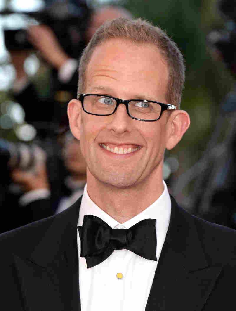 Pete Docter attends the premiere of Inside Out during the 68th annual Cannes Film Festival in May 2015.