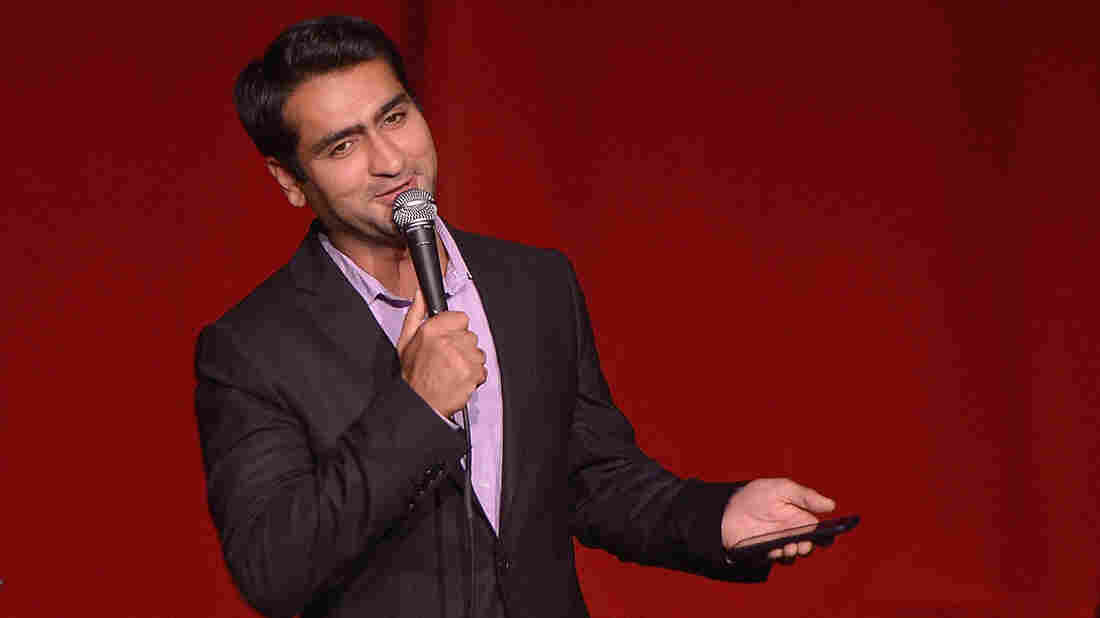Born in Karachi, Pakistan, Nanjiani moved to the U.S. for college and stayed to pursue his comedy career. He stars in the HBO series Silicon Valley, now ending its second season. The new season of his Comedy Central show, The Meltdown with Jonah and Kumail, premieres June 30.