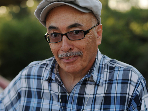 Juan Felipe Herrera won the National Book Critics Circle Award in 2008 for his collection Half of the World in Light.