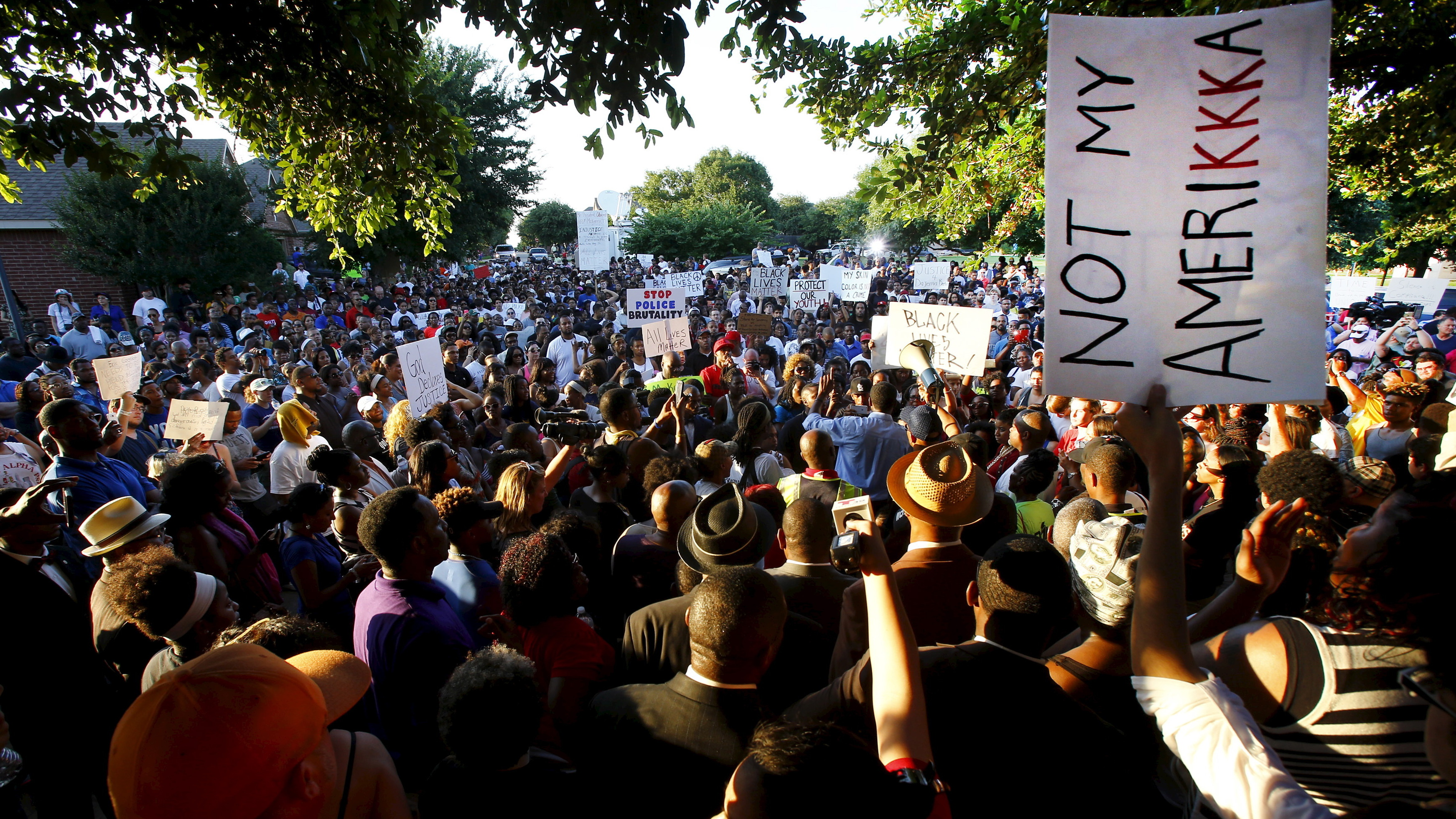 Chief Calls Actions Of Officer From McKinney, Texas, Pool Party Video 'Indefensible'