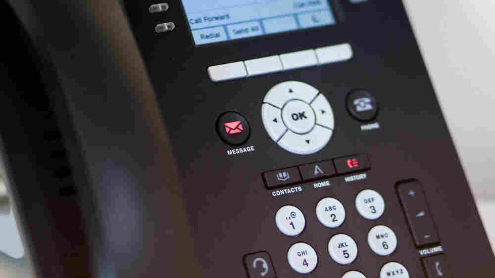 Businesses Are Hanging Up On Voice Mail To Dial In Productivity
