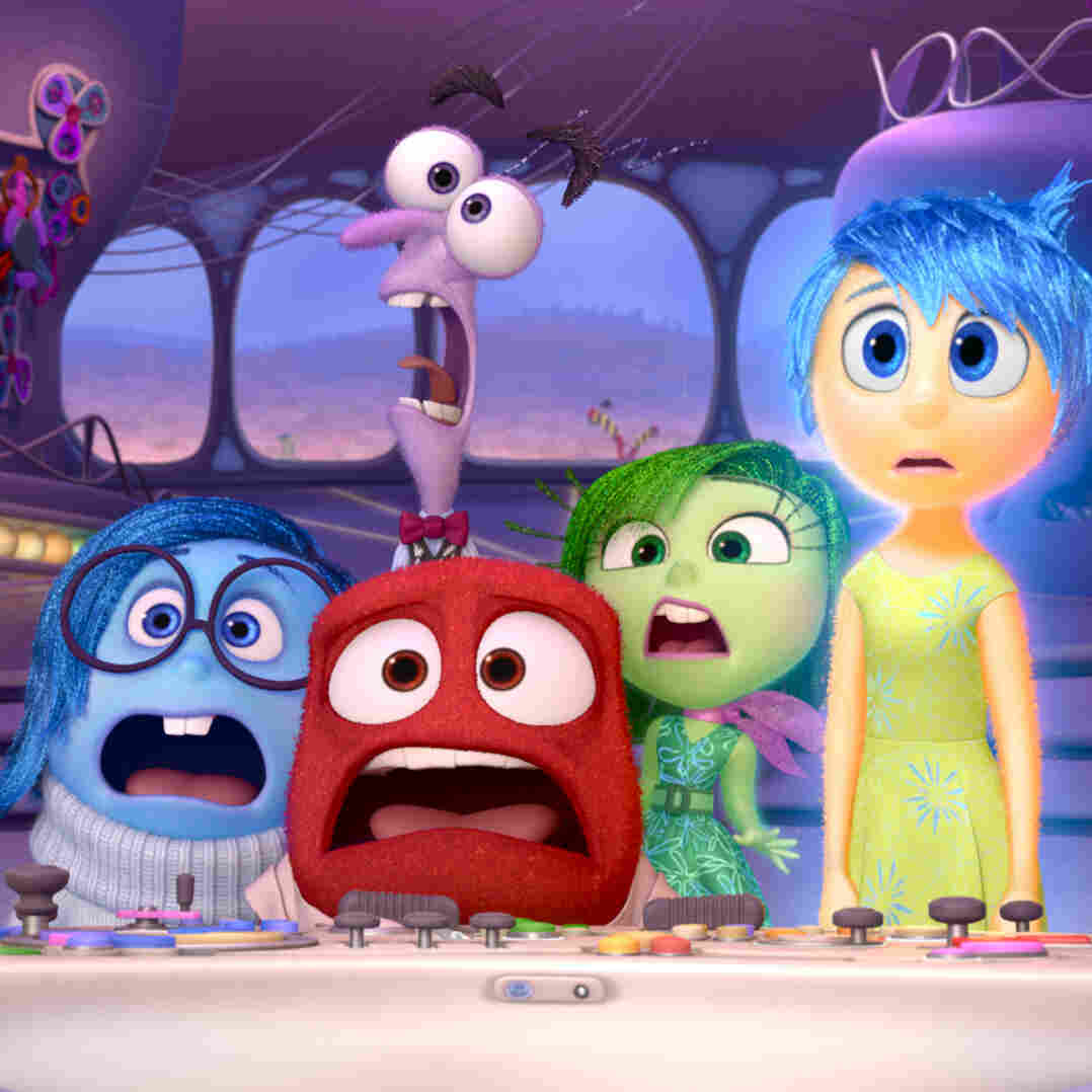 It's All In Your Head: Director Pete Docter Gets Emotional In 'Inside Out'