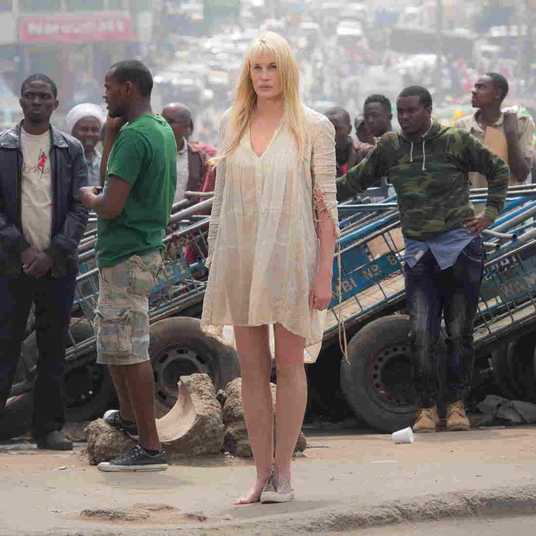 Daryl Hannah in Sense8.