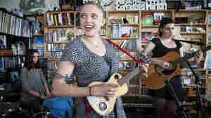 The Prettiots: Tiny Desk Concert