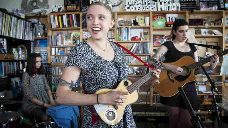 The Prettiots: Tiny Desk Concert