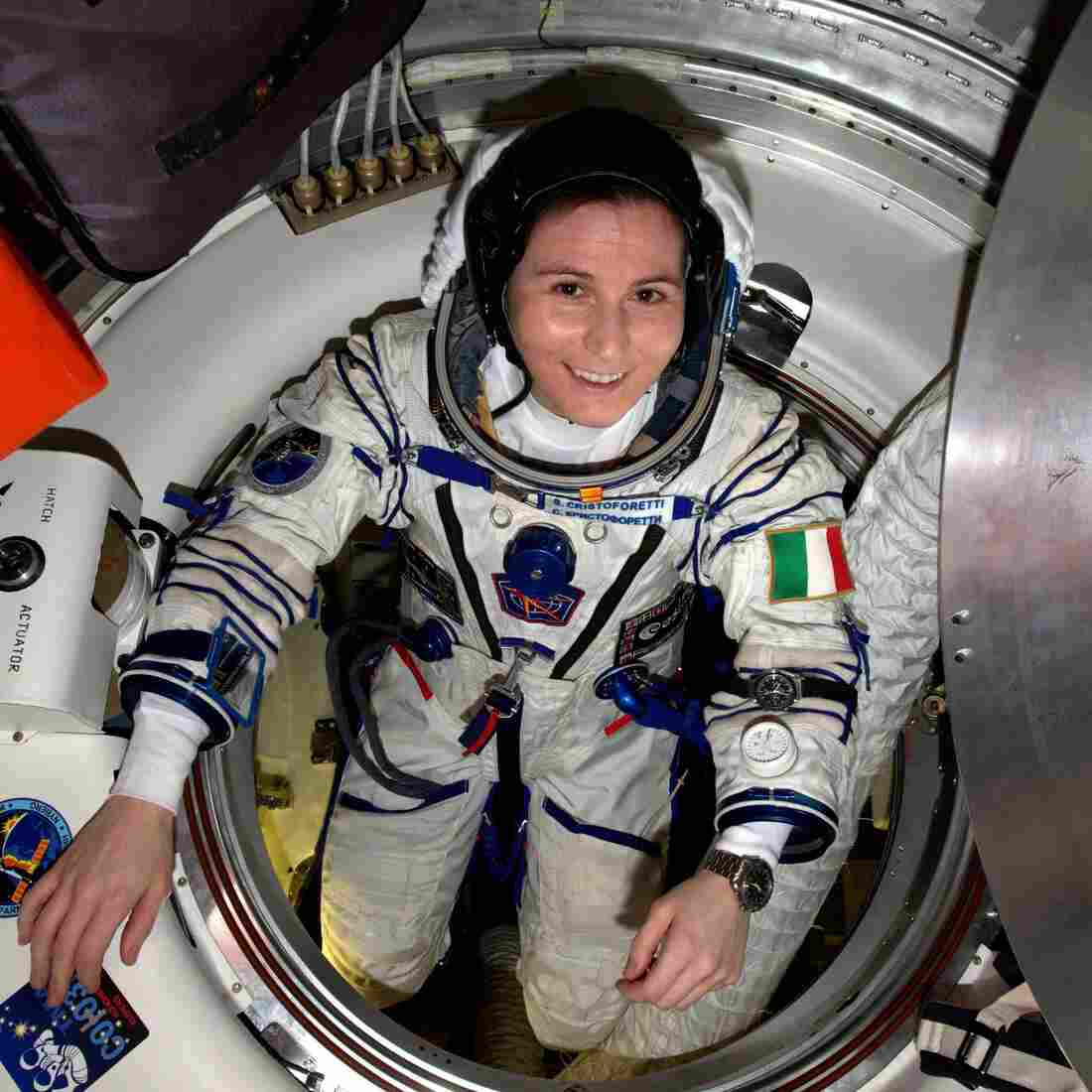 Trio Of Astronauts Return To Earth After Record-Breaking ISS Mission