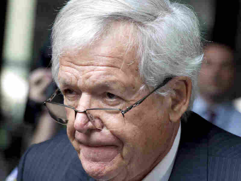 Former House Speaker Dennis Hastert this week pleaded not guilty to breaking banking laws and lying about the money to the FBI. The federal judge in the case will preside over it after the parties declined his offer to recuse himself.