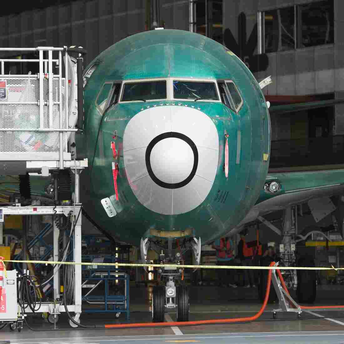 A Boeing 737 at the company's factory in Renton, Wash. Foreign airlines that want to buy Boeing planes often do so with loans underwritten by the Export-Import Bank.