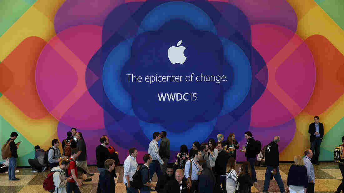 Apple announced its new music streaming service during the Worldwide Developers Conference earlier this month in San Francisco.