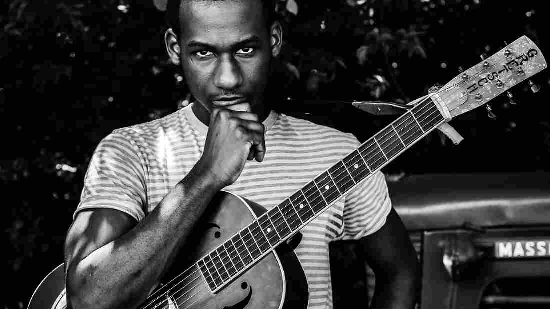 Leon Bridges is a child of the '90s, but when he started writing music, a friend told him he'd inadvertently channeled Sam Cooke. His debut album, Coming Home, is out June 23.