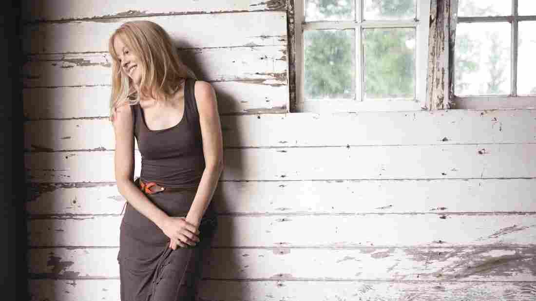 Maria Schneider's latest album is The Thompson Fields.