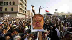 For Yemen's Ousted President, A Five-Star Exile With No End In Sight