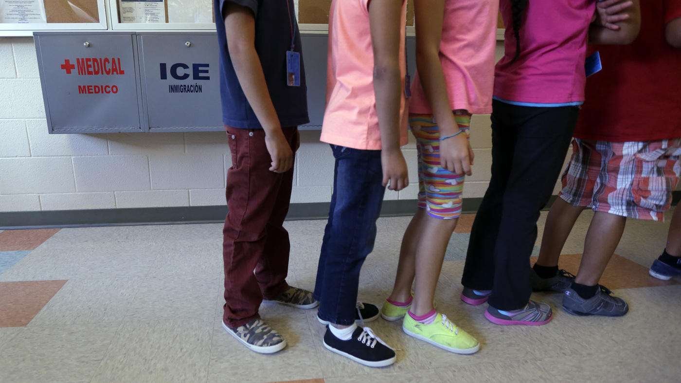 Obama Immigrant Detention Policies Under Fire : It's All