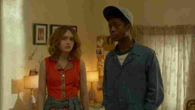 Earl (RJ Cyler) is brought into the picture partly to protect Greg from too much pain if Rachel's (Olivia Cooke) illness progresses.