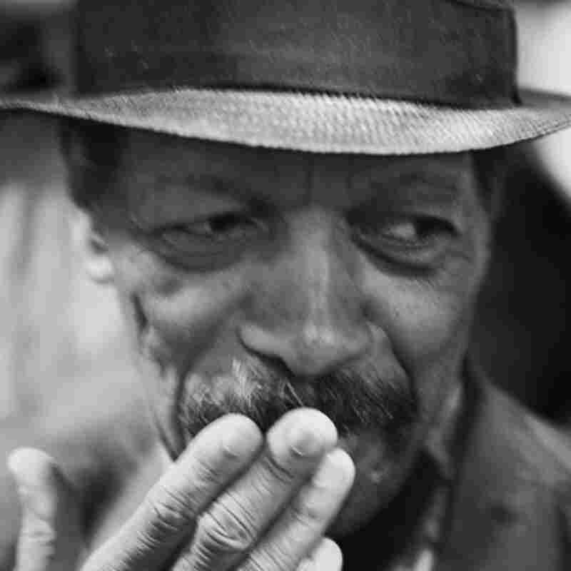 Ornette Coleman at Carnegie Hall in 2006.