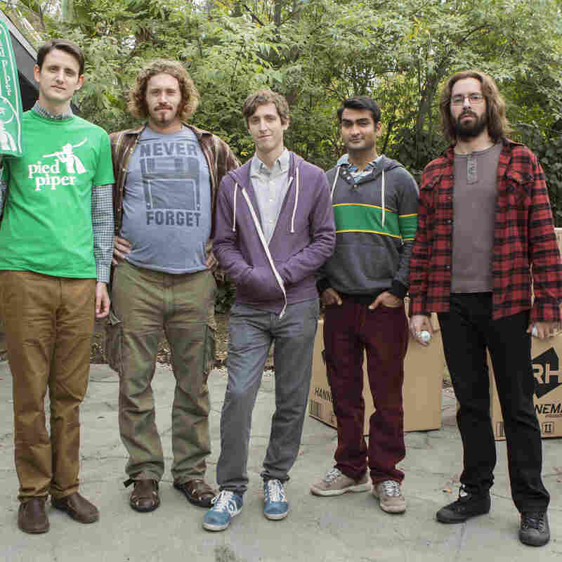 How 'Silicon Valley' Tells Broad Truths From An Insular World