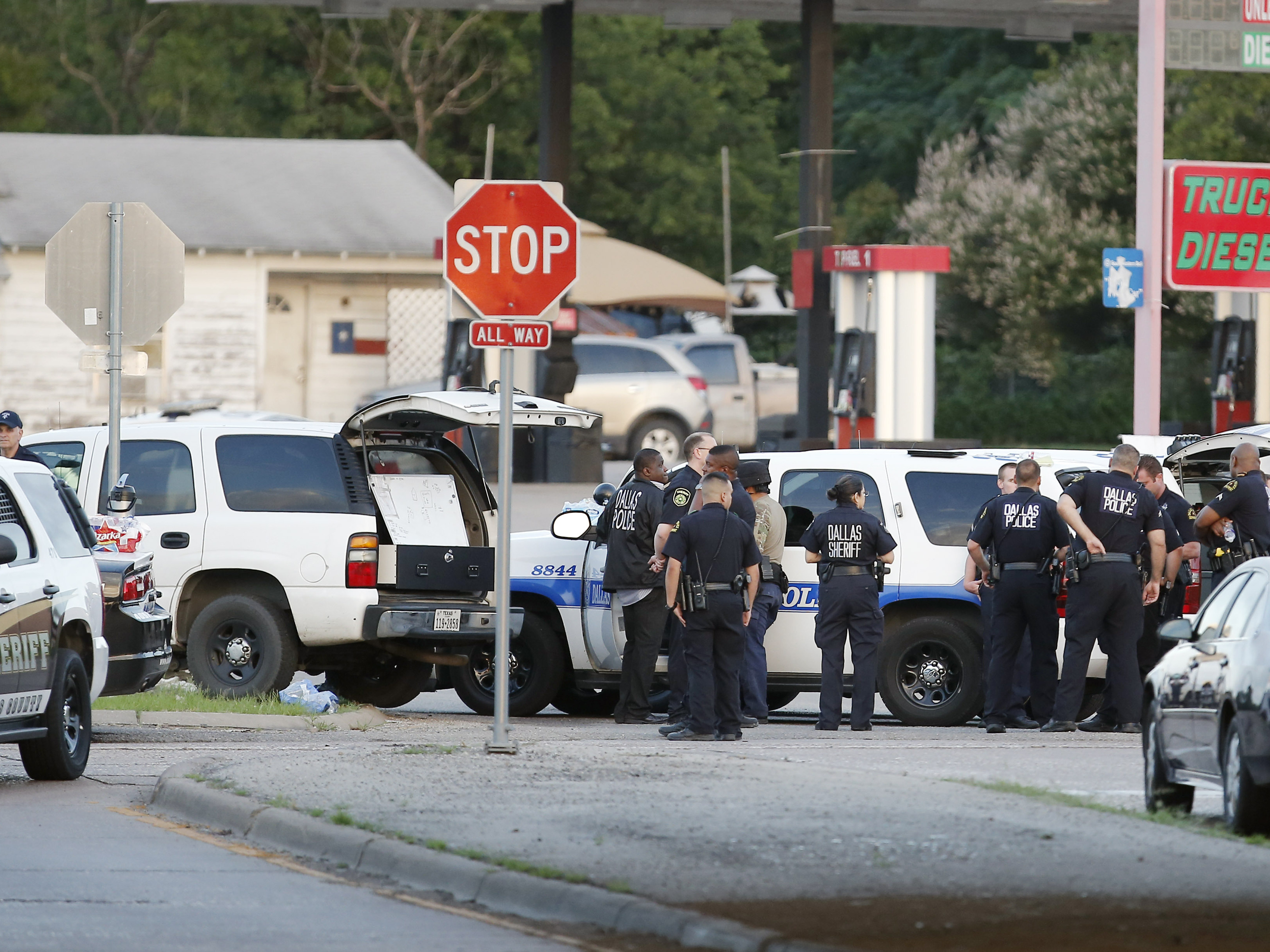 Dallas Police Chief: 'A Blessing' No Officers Hurt In Attack On HQ