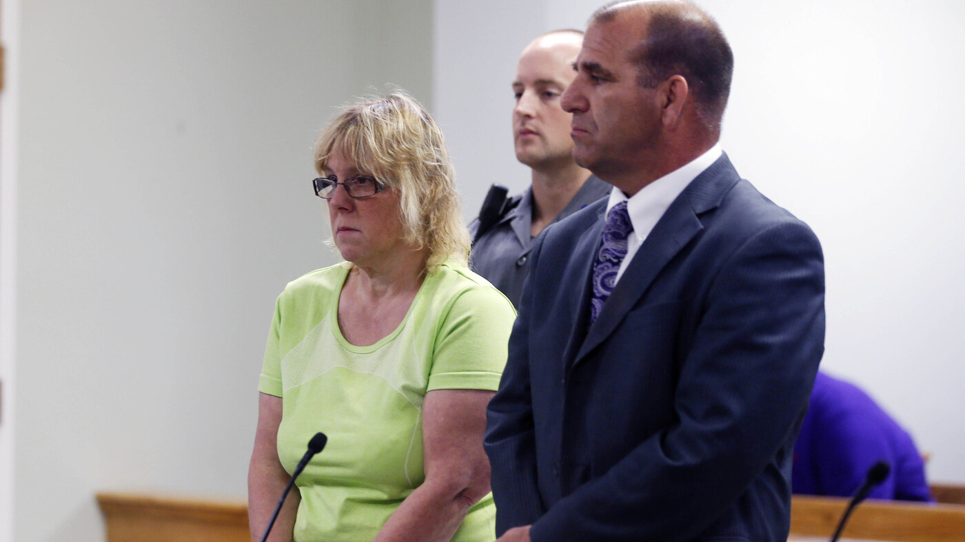 N Y  Prison Worker Joyce Mitchell Arrested Over Killers' Escape