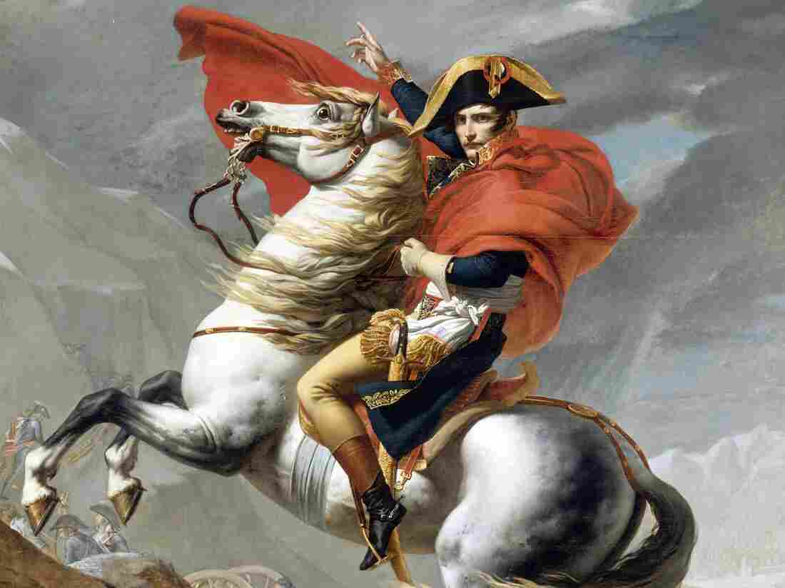 Planning for battle? Napoleon's your man. Planning for breakfast? Not so much.