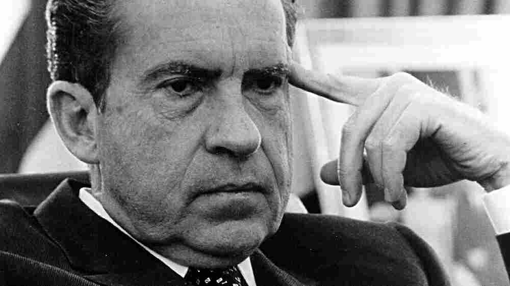 Fueled By Fear, How Richard Nixon Became 'One Man Against The World'