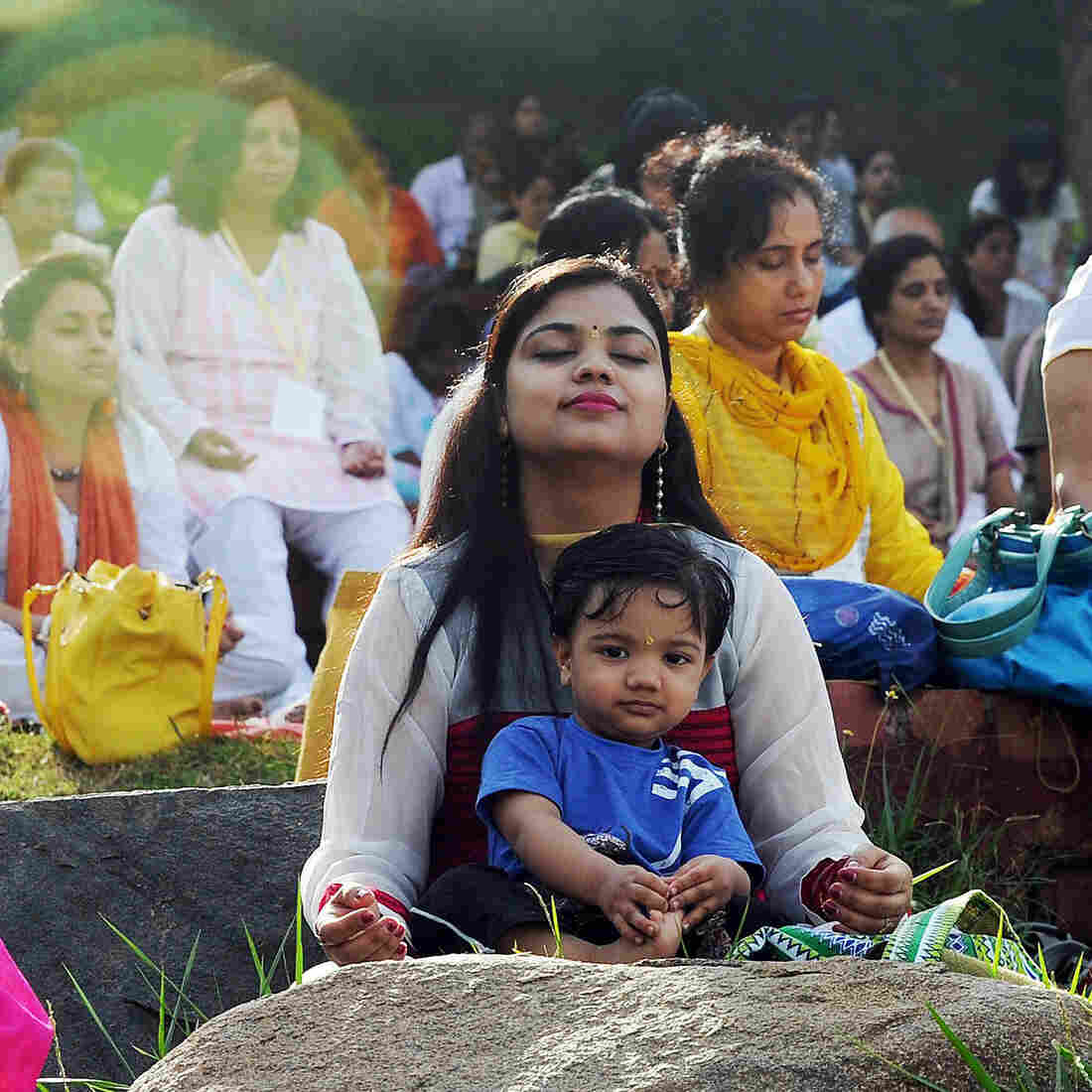 Yogis in Bangalore get ready for the International Yoga Day on June 21.
