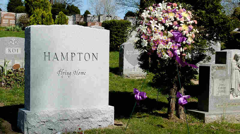 Lionel Hampton is one of many jazz greats buried at Woodlawn Cemetery in New York City.