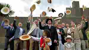 Bloomsday enthusiasts get into the sartorial spirit of Ulysses in the novel's native town, Dublin.