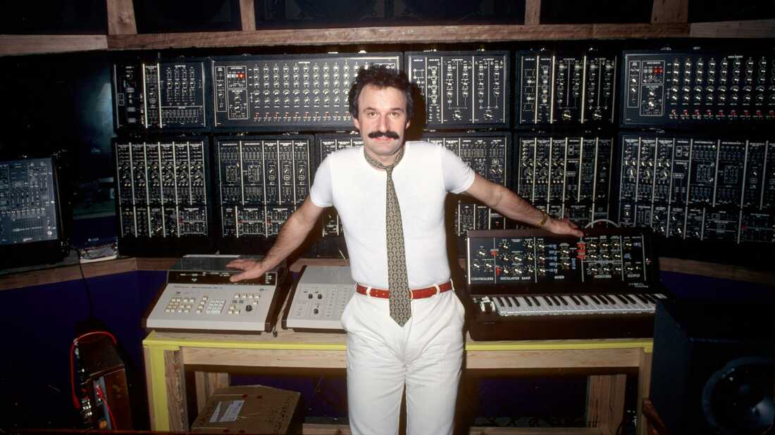 From Here To Eternity: A Giorgio Moroder Primer