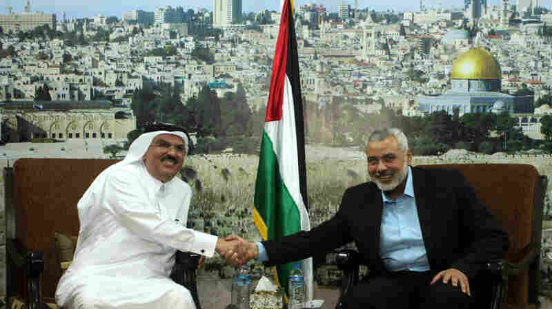 Why Israel Lets Qatar Give Millions To Hamas