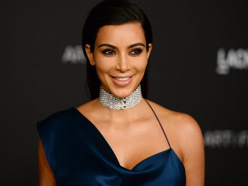 What's All The 'Kommotion' About Kim Kardashian On 'Wait Wait'? : NPR Public Editor : NPR