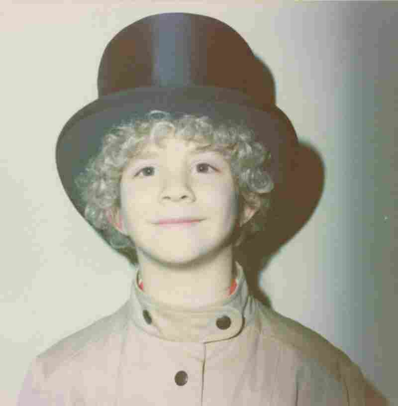 """Apatow (who dressed up as Harpo Marx for Halloween in 1975) was one of the youngest kids in his grade. """"When you're little, that year is impactful,"""" he says. """"You are smaller, you are behind in every possible way."""""""