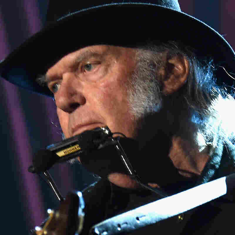 Neil Young Is Displeased That Donald Trump Was 'Rockin' In The Free World'
