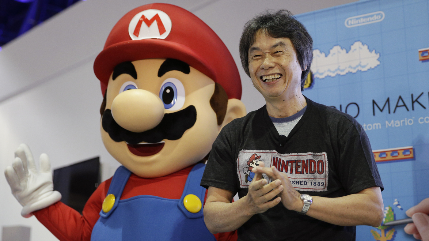 The Legendary Mr Miyamoto Father Of Mario And Donkey Kong All - Famous video game designers