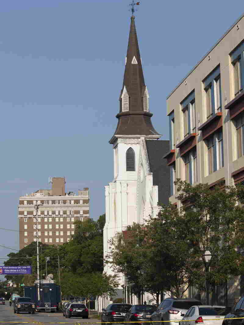 The Emanuel African Methodist Episcopal Church in Charleston, S.C., has overcome fire, earthquakes and hurricanes in its nearly 200-year history.