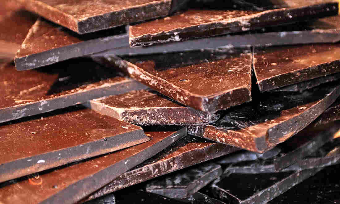 There's a growing body of evidence suggesting that compounds found in cocoa beans, called polyphenols, may help protect against heart disease.