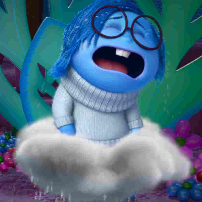 'Sadness Is Like A Superhero': Amy Poehler On Pixar's 'Inside Out'