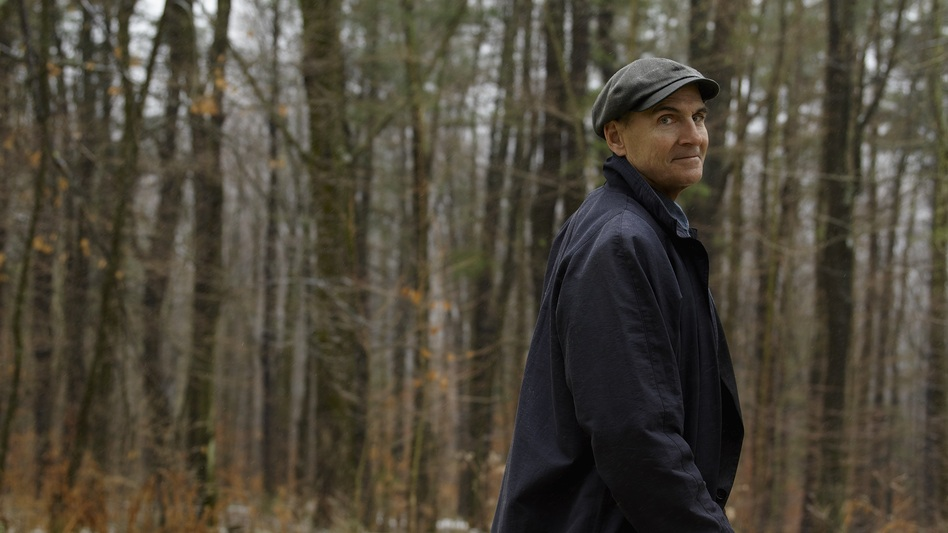 James Taylor. (Courtesy of the artist)