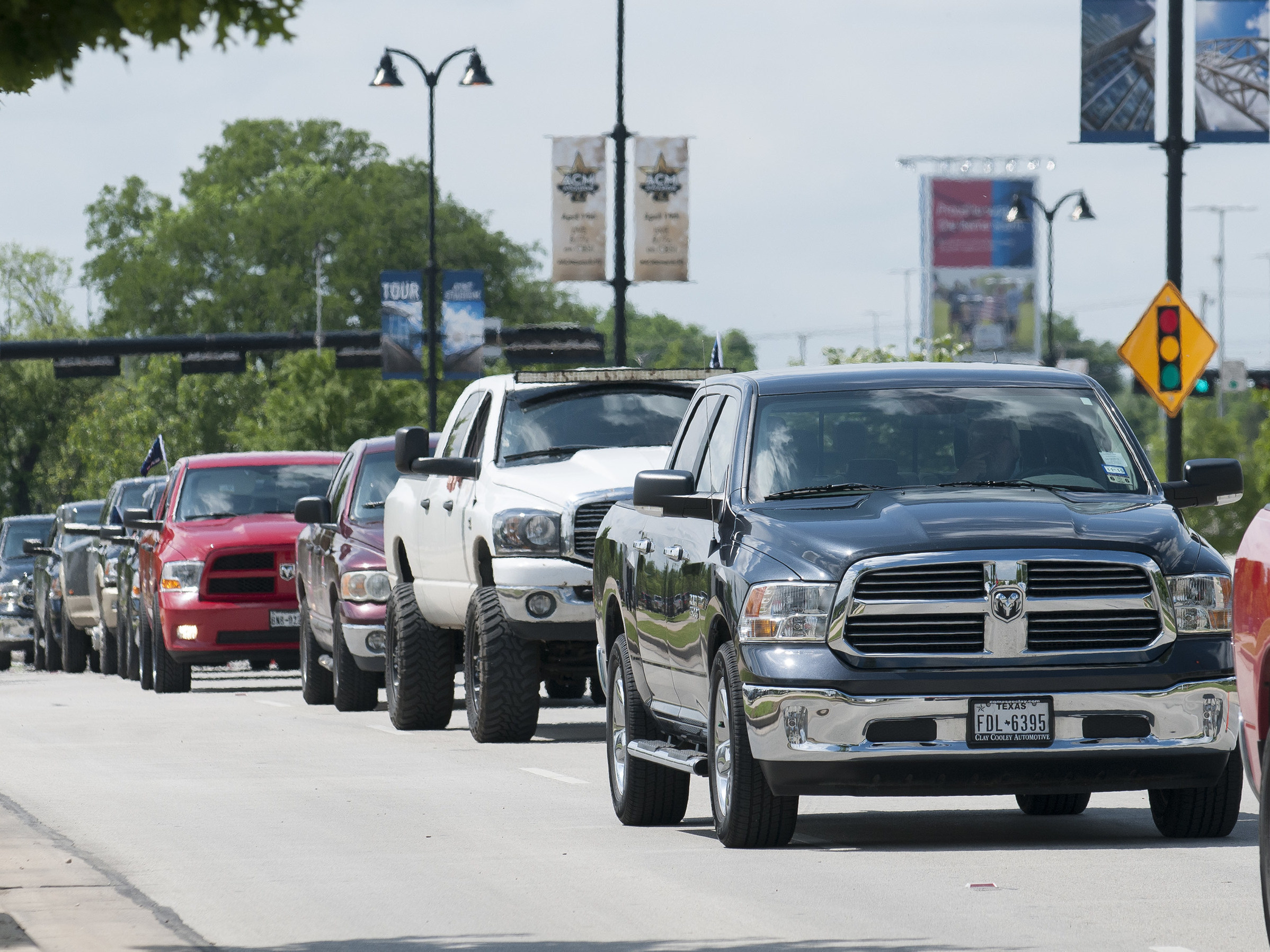 Administration Proposes New Truck Emissions Rules To Reduce CO2