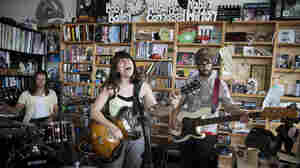 Hop Along: Tiny Desk Concert
