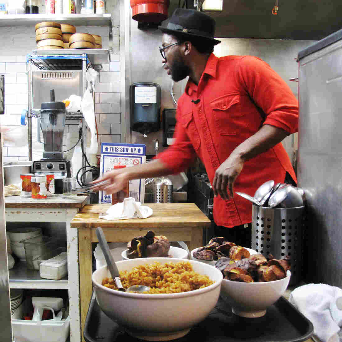 Chasing Food Dreams Across U.S., Nigerian Chef Tests Immigration System